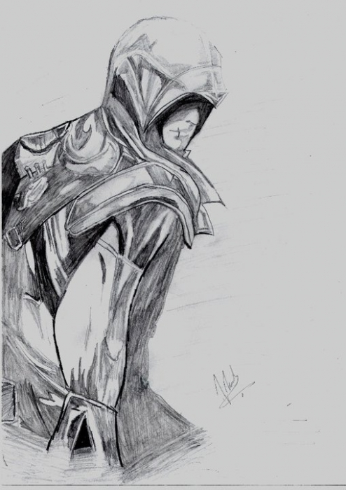 Assassin's Creed by Vinnysv